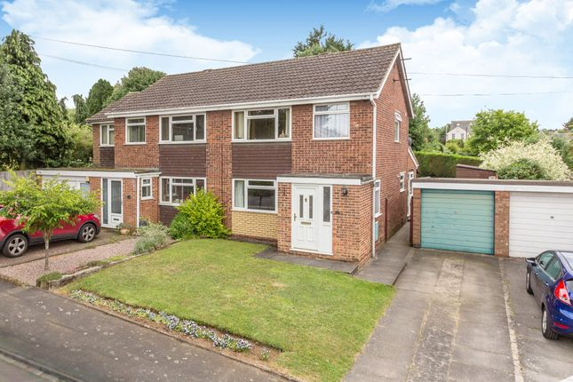 Thumbnail Semi-detached house for sale in Paddocks Road, Rushden