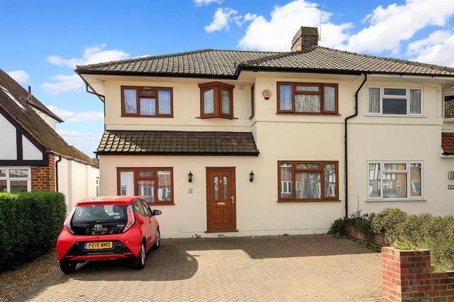 Thumbnail Property for sale in Bridge Way, Whitton, Twickenham
