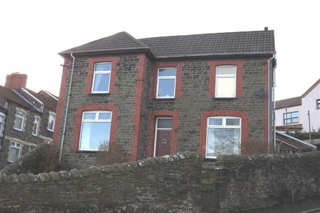 Thumbnail Detached house for sale in Heol-Y-Plwyf, Ynysybwl, Pontypridd