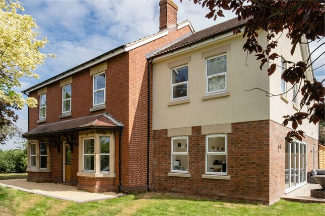 Thumbnail Detached house for sale in Nupend, Stonehouse, Gloucestershire