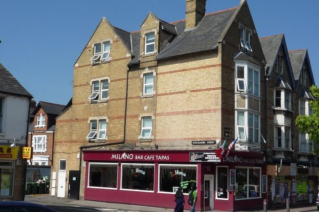 4 bed flat to rent in Cowley Road, Oxford