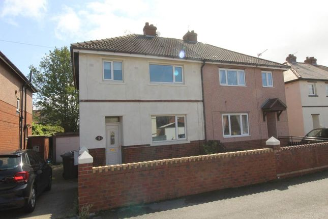 Thumbnail Semi-detached house to rent in Brookhill Road, Kexborough, Barnsley