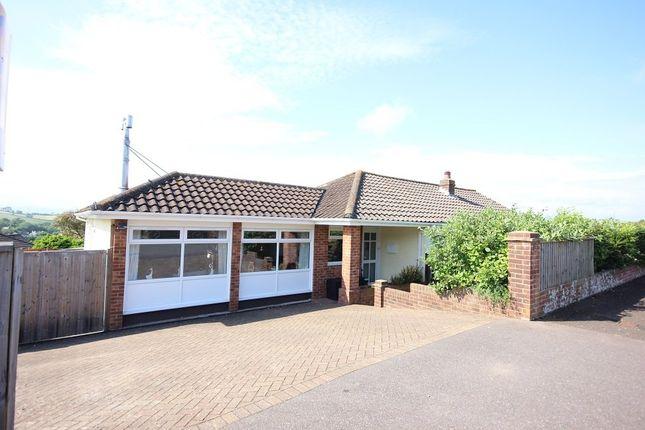 Thumbnail Detached bungalow for sale in Pembroke Park, Marldon, Paignton