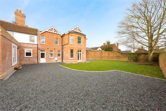 Thumbnail Detached house for sale in The Green, Writtle