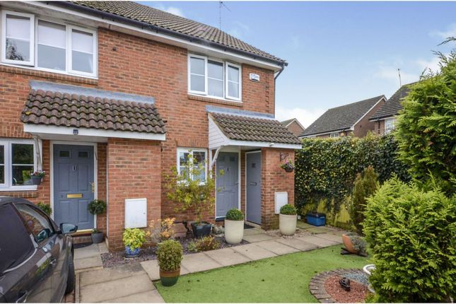 2 bed end terrace house for sale in Croft Court, Borehamwood WD6