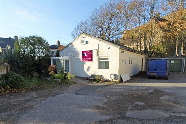 Thumbnail Commercial property for sale in Woodlands Road, Clevedon, Clevedon