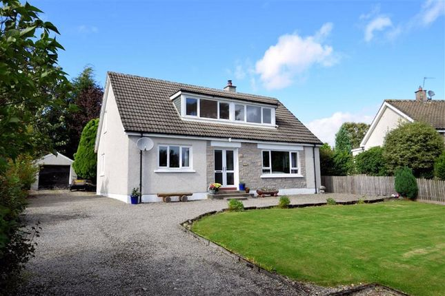Thumbnail Detached house for sale in Station Road, Newtonmore