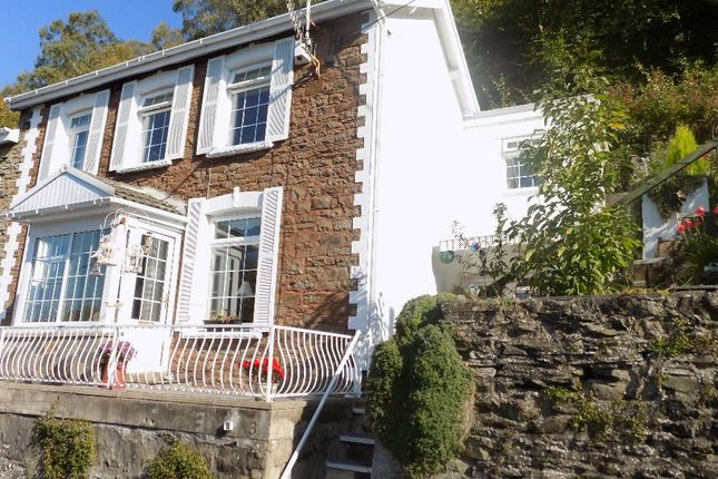Thumbnail Semi-detached house for sale in Church Road, Aberbeeg, Abertillery. NP132Aa