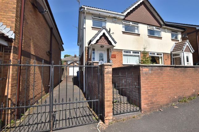 Thumbnail Property for sale in St. Josephs Drive, Rochdale