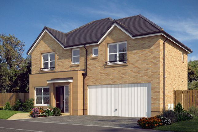 Thumbnail Property for sale in Cochrina Place, Rosewell