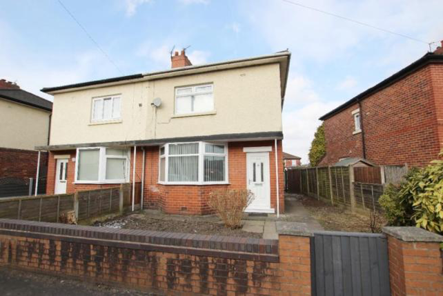 Thumbnail Flat to rent in Central Drive, St. Helens