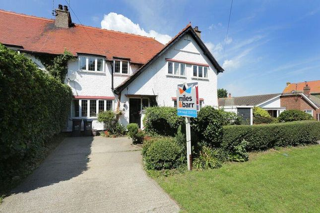 Thumbnail Semi-detached house for sale in Kingsgate Avenue, Broadstairs