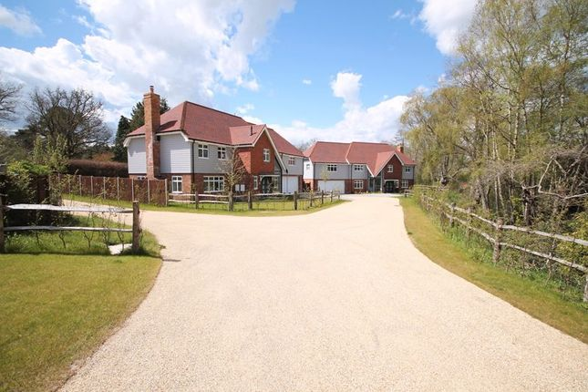Thumbnail Detached house for sale in Exclusive New Home, West Chiltington, West Sussex