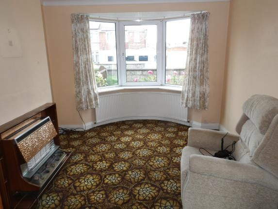 Living Room of Meden Road, Mansfield Woodhouse, Mansfield, Nottinghamshire NG19