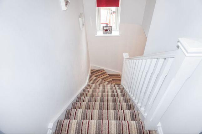 Staircase of Urquhart Grove, Elgin IV30