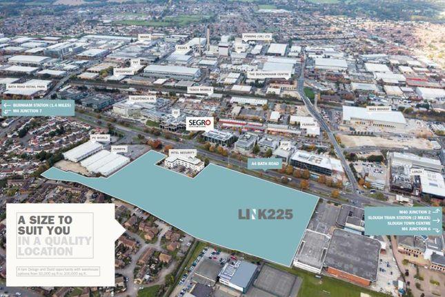 Industrial to let in Link 225, Bath Road, Slough, Berkshire