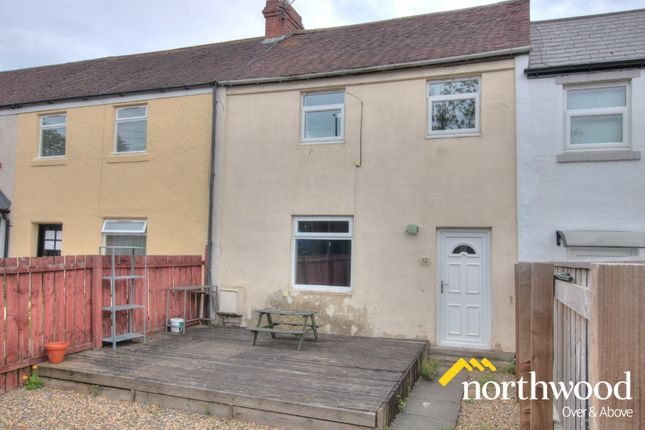 Thumbnail Terraced house to rent in Grieves Row, Cramlington