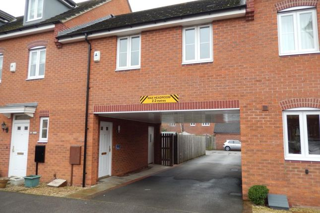 Thumbnail Flat to rent in Tall Pines Road, Witham St. Hughs, Lincoln, Lincolnshire