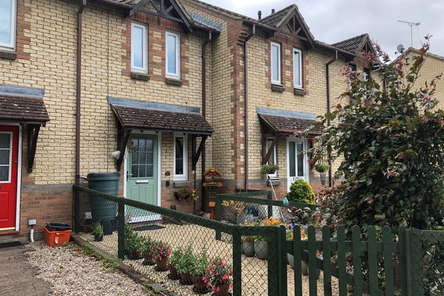 Thumbnail Terraced house for sale in Archer Close, Stratton, Swindon