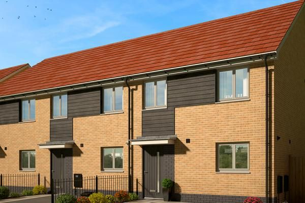 """Thumbnail Property for sale in """"The Colby At Yew Gardens, Edlington """" at Broomhouse Lane, Edlington, Doncaster"""