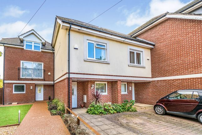 Thumbnail Terraced house for sale in Hill Lane, Southampton