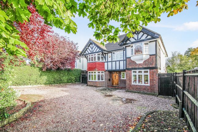 Thumbnail 5 bed detached house for sale in Smitham Bottom Lane, Purley