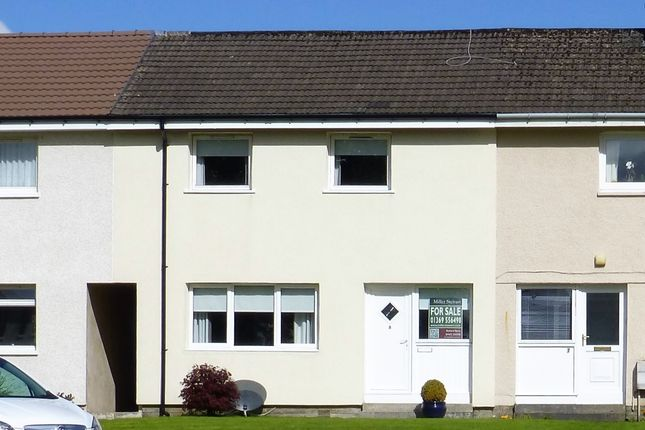 Terraced house for sale in 8 Hafton Court, Kirn, Dunoon