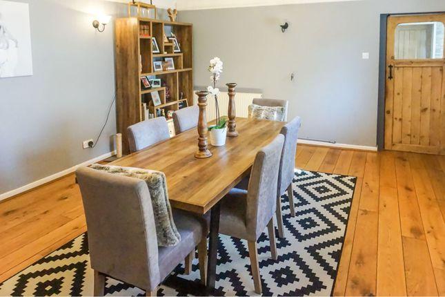 Dining Room of Holt Road, Cross Lanes LL13