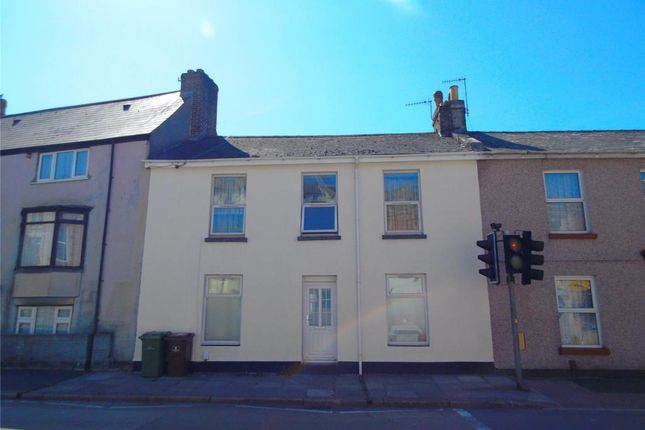 Thumbnail Flat to rent in Lipson Vale, Plymouth, Devon