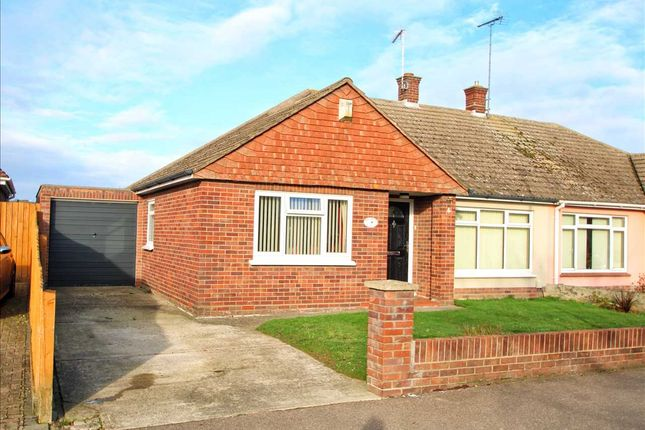 Thumbnail Bungalow for sale in Baden Powell Drive, Colchester