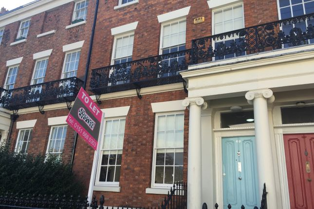 Thumbnail Shared accommodation to rent in 40 Canning Street, Liverpool, Merseyside