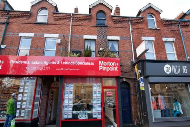 Thumbnail Retail premises to let in 545 Lisburn Road, Belfast