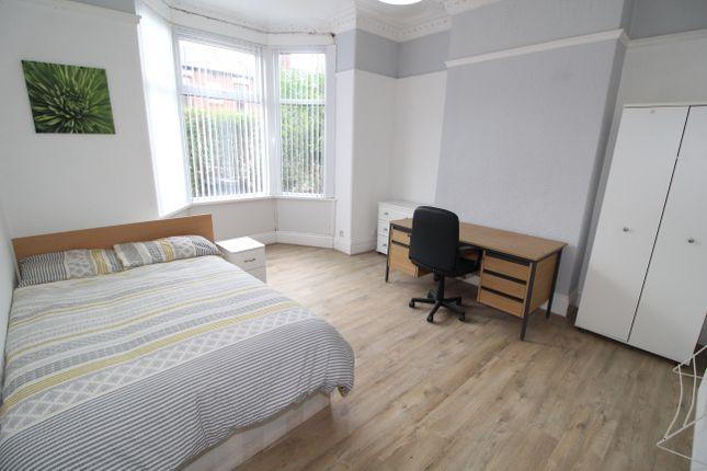 Thumbnail Terraced house to rent in Brackenbury Road, Preston