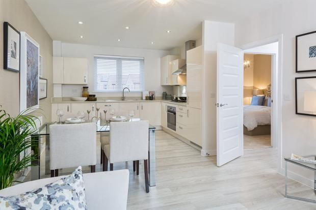 1 bed flat for sale in Saxon Rise, Queen Elizabeth Road, Nuneaton