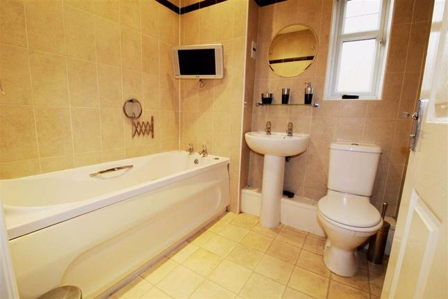 Family Bathroom: of Roch Bank, Blackley, Manchester M9