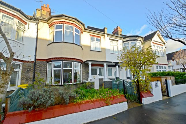 4 bed terraced house for sale in Kingscote Road, Addiscombe, Croydon CR0