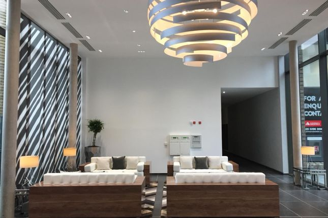 Thumbnail Flat for sale in Great Eastern Road, Stratford, London