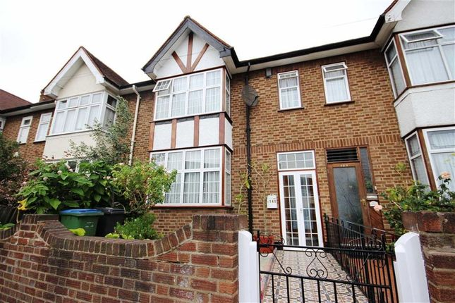 Terraced house to rent in Grove Road, London