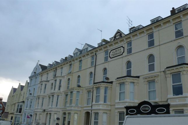 Thumbnail Flat for sale in Albion Terrace, Bridlington