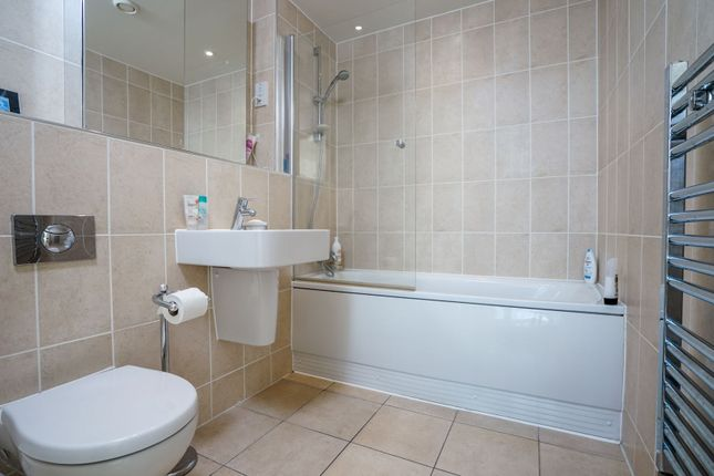 Bathroom of Highbury Stadium Square, London N5