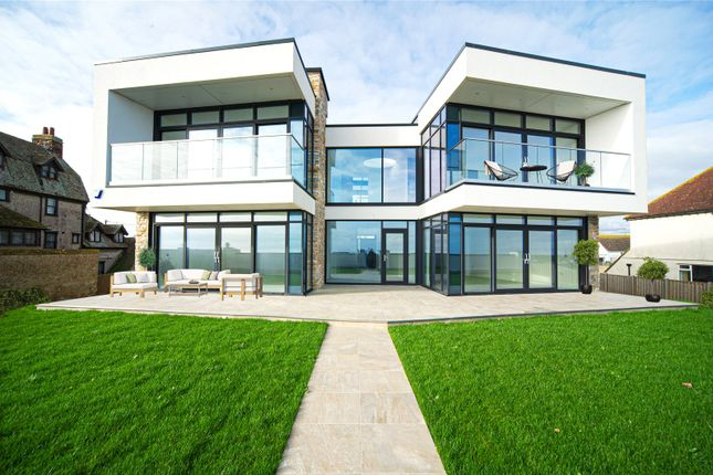Thumbnail Detached house for sale in Madeira Road, Littlestone, New Romney, Kent
