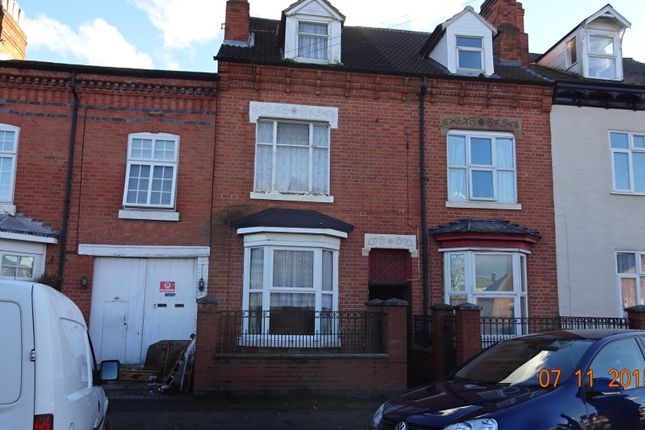 5 bed terraced house for sale in Overton Rd, Leicester