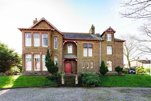 Thumbnail Detached house for sale in West Street, Aspatria, Wigton, Cumbria
