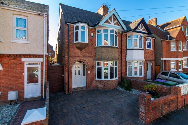 Thumbnail Semi-detached house for sale in Morehall Avenue, Folkestone
