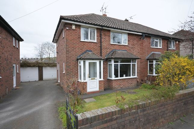 Semi-detached house for sale in First Avenue, Church, Accrington