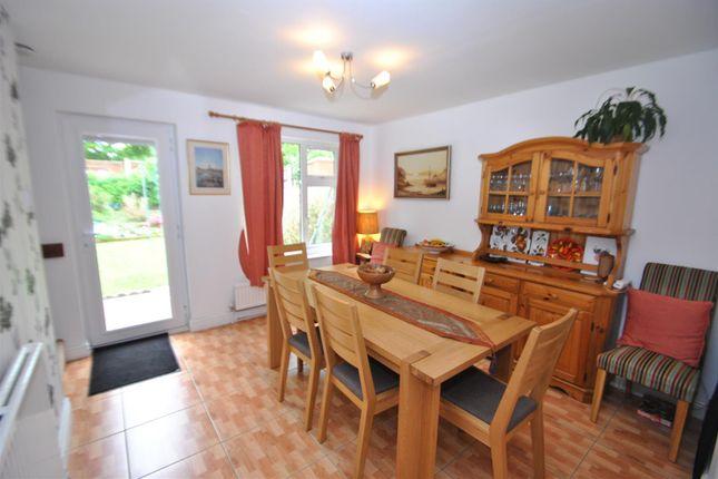 Dining Room of Waywell Close, Fearnhead, Warrington WA2