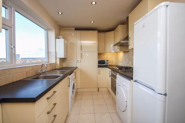 Kitchen of Brunswick Lodge, Ewell Road, Surbiton KT6