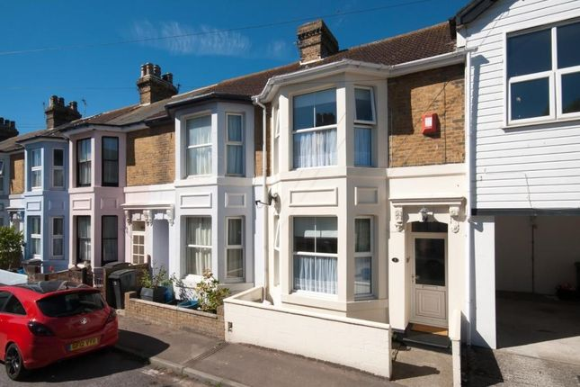Thumbnail Terraced house to rent in Northcote Road, Deal