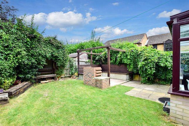 Rear Garden of Oakwood Drive, Uckfield, East Sussex TN22