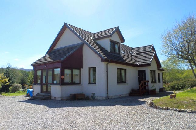 Thumbnail Detached house for sale in The Steadings, Auchterawe, Fort Augustus